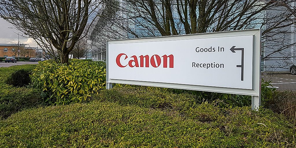 Canon UK Repair Centre