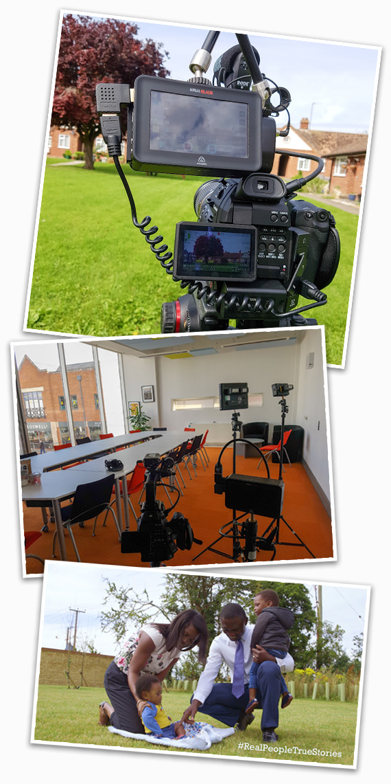 Video production for SMEs and non-profit organisations